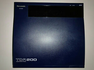Panasonic Kx tda200 Cabinet Only new Price