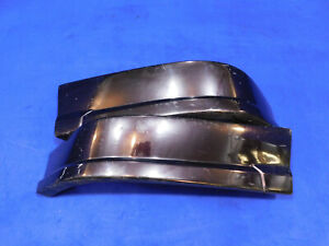 99 00 01 02 03 04 Ford Mustang Roush Rear Bumper End Caps Good Used M74