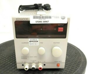 Kenwood Pa 36 Variable Dc Regulated Power Supply 0 36v 3a