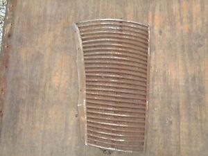 1940 1939 1938 Chevrolet Ford Buick Grille Section Nors Nos