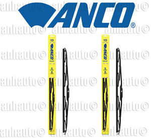 Anco 31 18 Wiper Blade 18 pack Of 2
