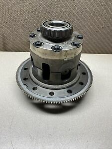 Dana 70 Dodge 2500 Differential Carrier 3 55 Limited Slip Posi Axle Spicer 14212