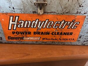 Handyectric Power Drain Cleaner General Pipe Cleaners Usa Skil