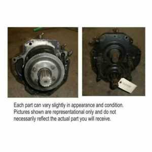 Used Dual Speed Pto Assembly Compatible With International 5288 5088 5488