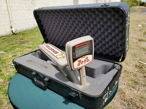 Spartan Subsite 950r Cable Pipe Utility Locator W Case rebranded Ditch Witch