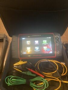 Snap On Modis Ultra Diagnostic Scanner Domestic Asian Euro Case Cords Cables