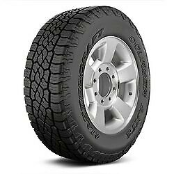 4 New 255 70r17 Mastercraft Courser Axt2 Tire 2557017