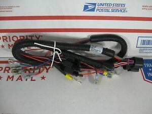 Boss Nge Next Generation Electrical Snow Plow Side 16 pin Pump Harness Msc17027
