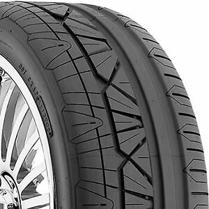 2 new P255 45zr18 Nitto Invo 99w 255 45 18 Performance 27 04 Tires 203 290