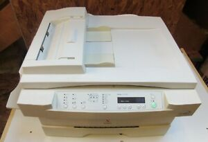 Xerox Copier Xc1044 Copies Up To 8 5x14 20 Page Document Feeder Used