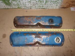 1970 Ford Torino 302 Engine Valve Covers Mustang Pickup 289 1969 1971 1972 Oem
