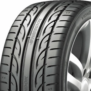 2 new 265 35zr18 Xl Hankook Ventus V12 Evo 2 97y 265 35 18 Performance Tires