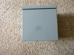 Cooper B line E886 Rhc Electrical Steel Junction Box Enclosure New