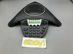 Polycom 2201 15600 001 Soundstation Ip 6000 Sip Conference Phone Free S h