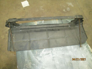1940 53 Buick Straight Eight 6 Volt Battery Hold Down Assembly Nice Original