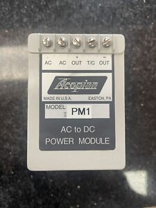 Ac To Dc Power Supply Module