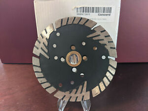 4 5 In Turbo Angle Grinder Diamond Blade For Granite Marble