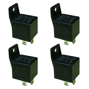 4 Pack Western Unimount Replacement Relay Pair 61535 Snow Plow Wiring Harness