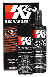 K N 99 5000 Air Filter Recharge Recharger Service Care Kit Cleaner Spray Red Oil