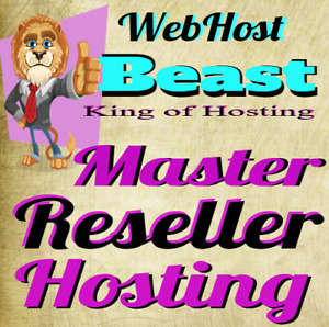 Master Reseller Special Unlimited Everything Hosting 3 79mofirst 90 Days 7 50