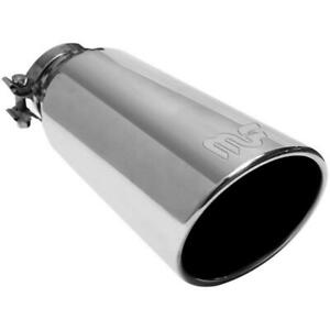 Magnaflow Single Exhaust Tip 4in Inlet 5in Outlet Part No 35186