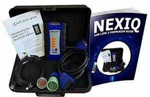 Nexiq Technologies 124032 Usb Link 2 With Companion Guide