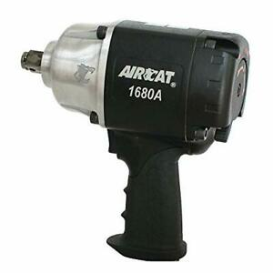 Aircat Aircat 3 4 In Xtreme Duty Impact Wrench 1680 a Black Medium
