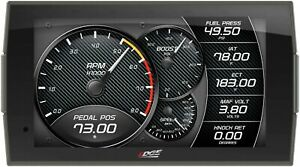 Edge Insight Cts3 Touchscreen Gauge Monitor Performance Free Shipping