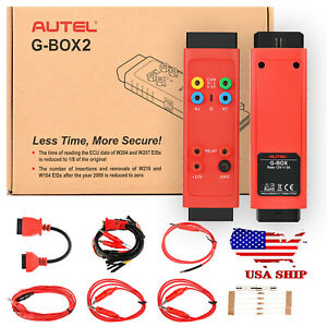 Autel G Box2 Programming Tool For Benz All Ke Y Lost Work With Im608 Im600 Im508