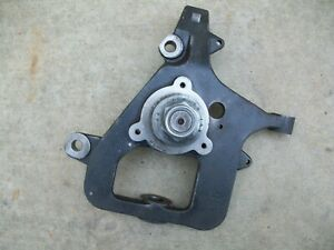 2000 2002 Dodge Ram 2500 3500 2wd Rh Steering Knuckle Spindle