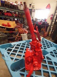Ford 800 820 840 600 601 621 640 Tractor Power Steering Box Assembly