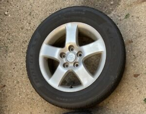 02 03 04 05 06 Toyota Camry 16x6 1 2 Alloy 5 Spoke Wheel And Tire