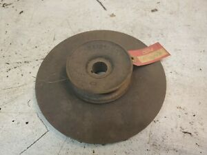 1930s Ford Generator Pulley 8ba 10130d Flathead Nos Cast Iron