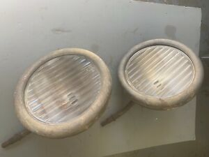 1916 1927 Ford Model T Electric Headlights E J Rat Rod