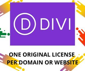 Divi Theme With License Key the Ultimate Wordpress Theme Visual Page Builder