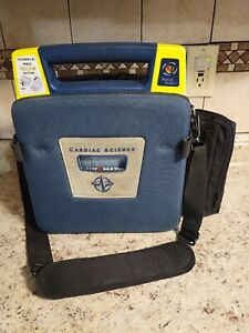 Cardiac Science Powerheart Aed G3 W case Expired Pads Battery Ready Kit
