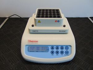 Thermo Scientific Thermo Mixer With 24 X 2ml Microtube Block 90 Day Warranty