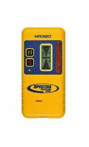 Spectra Precision Lasers Trimble Hr320 Hr320 Receiver With C59 Rod Clamp