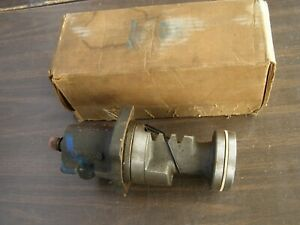 Nos Oem Ford 1965 1968 Lincoln Continental Power Steering Gear Control 1966 1967