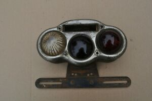 1920 S 1930 S Accessory Tail Light Antique Vintage Speedster Yankee