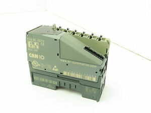 B r Automation X20 Bc 0073 Base Module Can Io Bus Controller Power Supply