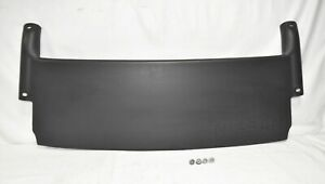 00 01 Nissan Xterra Roof Top Rack Wind Deflector Air Dam With Screws H3125
