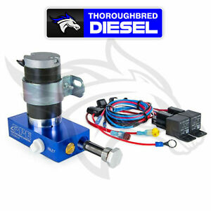 Ppe Diesel Fuel Lift Pump For 2001 2016 Duramax Powerstroke Cummins 113050000