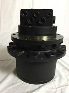 New Aftermarket 21w 60 22130 Pc75uu 2 Final Drive With Motor