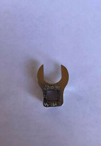 Snap On Open End 5 8 Crowfoot Wrench 3 8 Drive