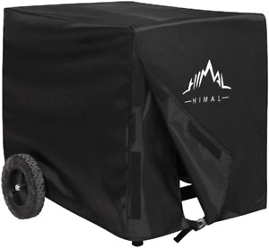 Weather uv Resistant Generator Cover 38 X 28 X 30 Inch Universal Portable black