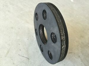 Land Pride Rotary Cutter Flex Coupler Rubber Disc Pad 178527 Free Ship