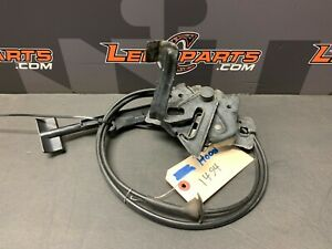 2013 Ford Mustang Gt Oem Hood Latch W Cable Release Handle