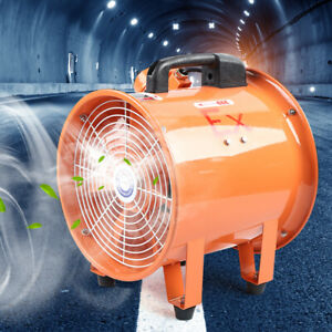 10 Flameproof And Explosion proof Axial flow Fans Exhaust Fan Axial Blower 110v