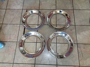 1948 1953 1955 1958 1954 1955 Ford Lincoln Mercury Buick Trim Rings Nors Old B